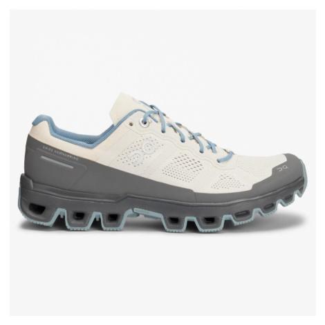 Dámska bežecká obuv On Running Cloudventure čierno - béžová
