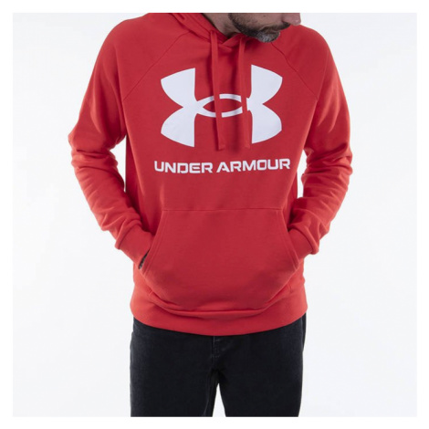 Under Armour Rival Fleece Big Logo Hd 1357093 608