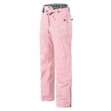Picture SLANY ružová - Dámske zimné nohavice