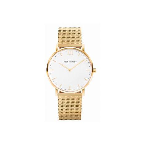 Unisex hodinky Paul Hewitt PH-SA-G-St-W-4M