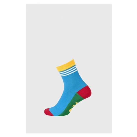 Detské ponožky FUN modrá Wola