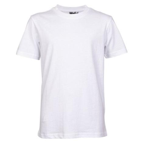 Kensis KENSO biela - Chlapčenské tričko