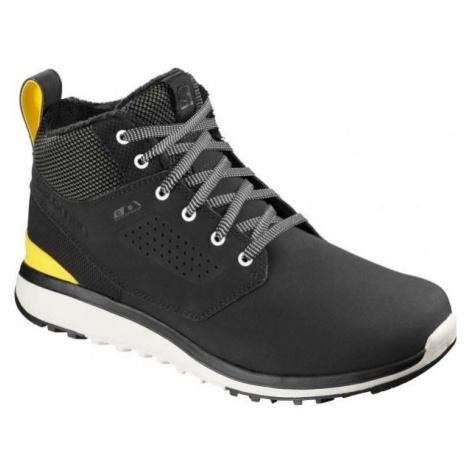 Salomon UTILITY FREEZE CS WP čierna - Pánska zimná obuv