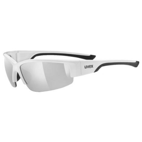 Yklistické Okuliare Uvex Sportstyle 215 Bielo-Čierne