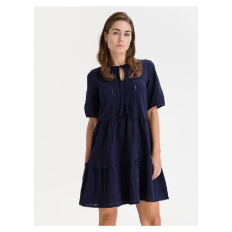 Šaty s krátkym rukávom Vero Moda