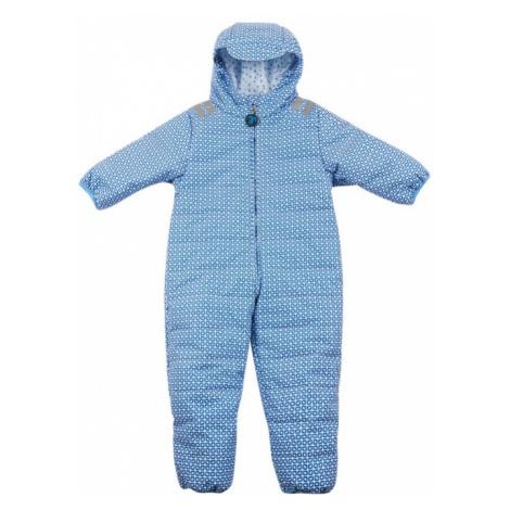 DUCKSDAY Kombinéza detská zimná Funky blue 80