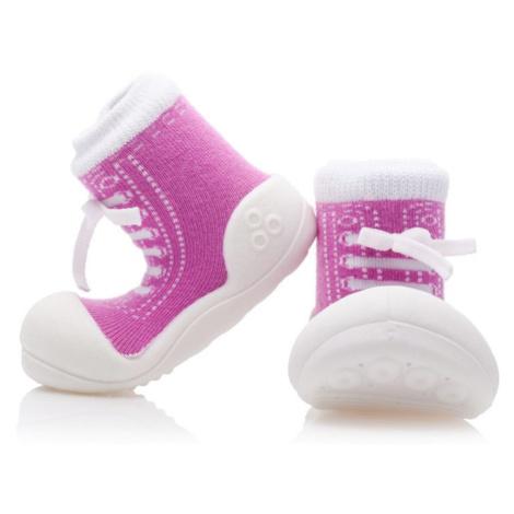 ATTIPAS Topánočky detské Sneakers Purple