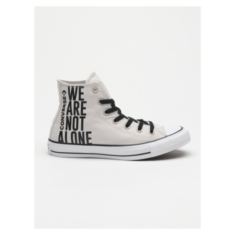 Chuck Taylor All Star We Are Not Alone Tenisky Converse Biela