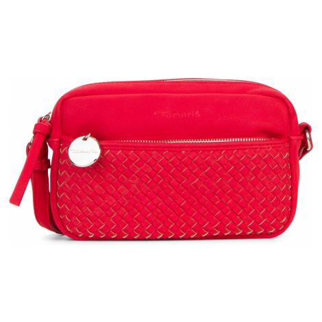 Dámska crossbody kabelka Tamaris Ambira - červená