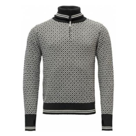 Sveter Devold Slogen sweater zips neck TC 750 410 A 940A