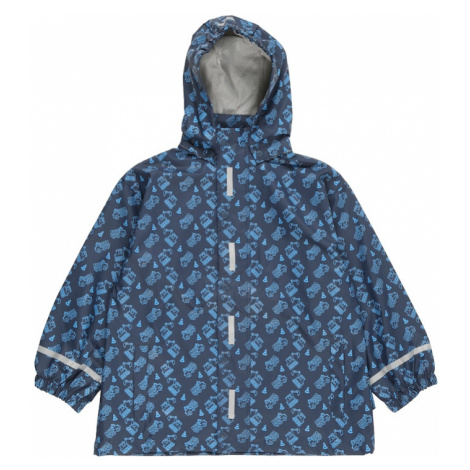 PLAYSHOES Prechodná bunda  námornícka modrá / modrá