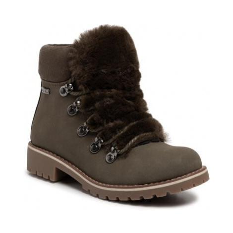 Šnurovacia obuv Nelli Blu CS722-58 Ekologická koža/-Ekologická koža