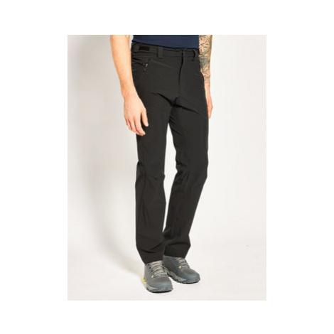 Salomon Outdoorové nohavice Wayfarer L39312500 Čierna Straight Fit