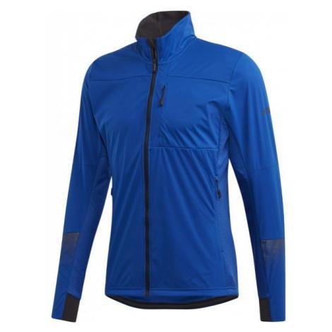 adidas XPERIOR JKT modrá - Pánska outdoorová bunda