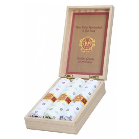 Pánske vreckovky v luxusnej sade ETEX Benjamin