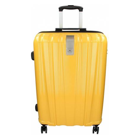 Cestovný kufor Snowball Lada M - žltá