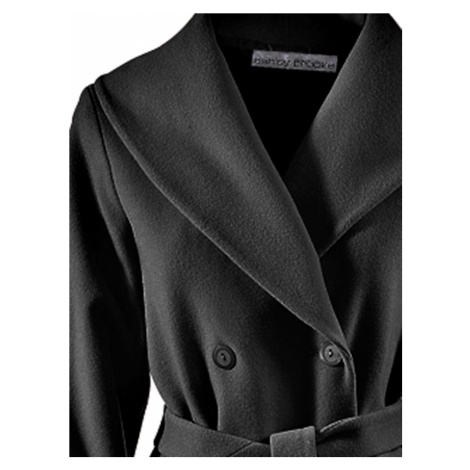 heine Prechodný kabát  čierna