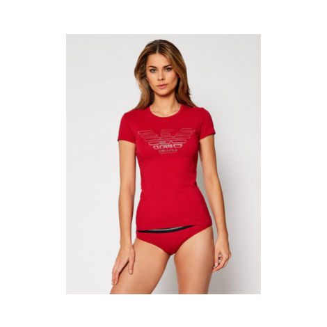 Emporio Armani Underwear Pyžamo 163817 0A232 00173 Biela