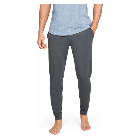 Tepláky Under Armour Recovery Sleepwear Jogger-Gry