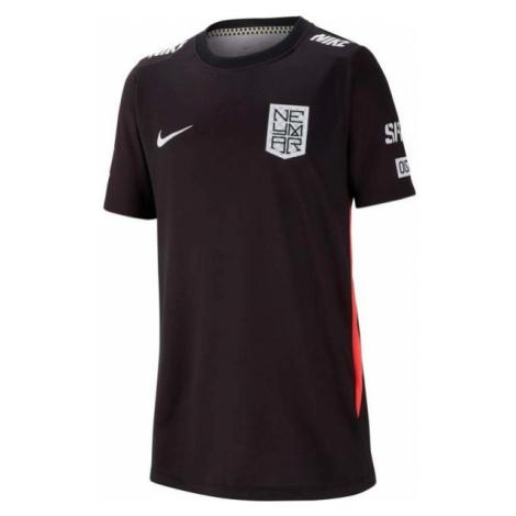 Nike NYR B NK DRY TOP SS čierna - Chlapčenské tričko
