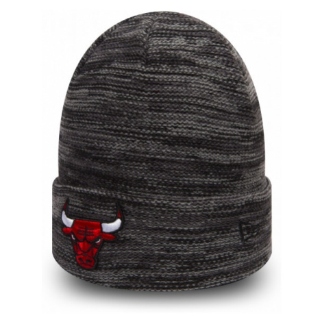 New Era NBA CHICAGO BULLS tmavo šedá - Klubová zimná čiapka