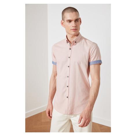 Pánska košeľa Trendyol Detailed
