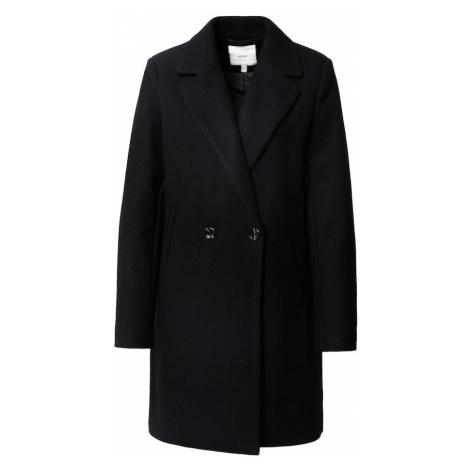 ICHI Zimný kabát  čierna