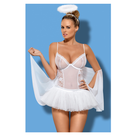 Biely kostým Swangel Obsessive
