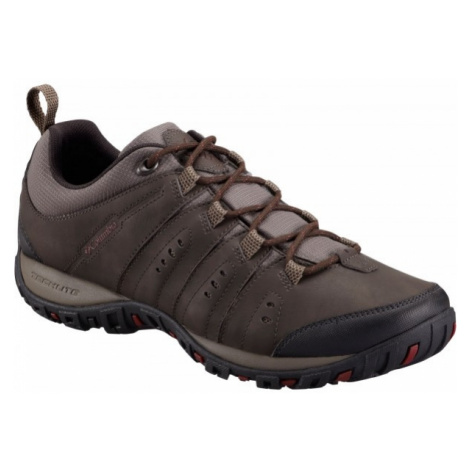 Columbia PEAKFREAK NOMAD hnedá - Pánska outdoorová obuv