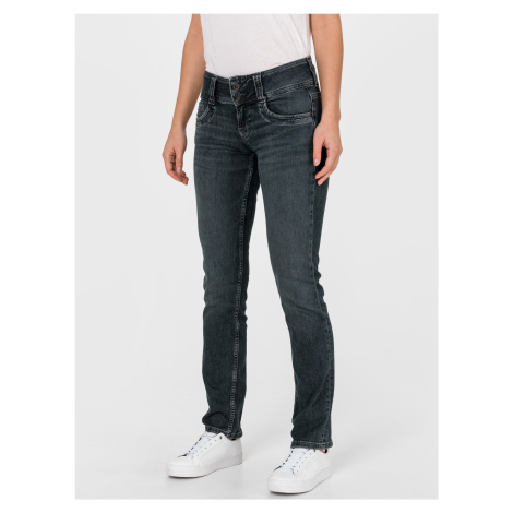 Dámske rovné džínsy Pepe Jeans