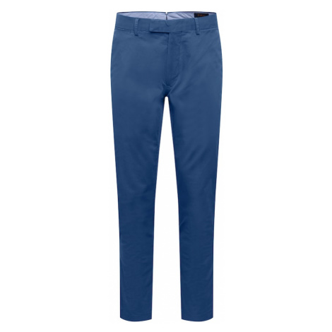 POLO RALPH LAUREN Chino nohavice  námornícka modrá