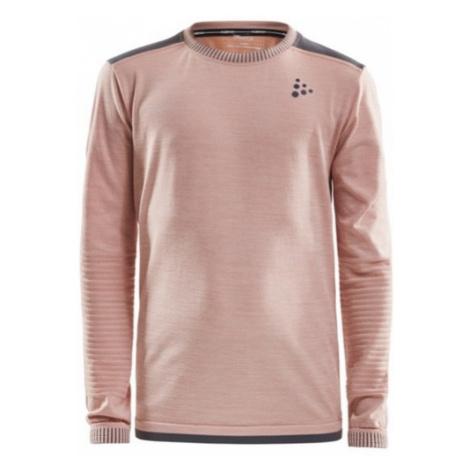 Tričko CRAFT Fuseknit Comfort 1906633-B704975 ružová
