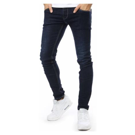 Men's navy blue jeans UX2169 DStreet
