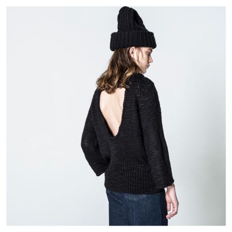 Čierny sveter Hype Cheap Monday