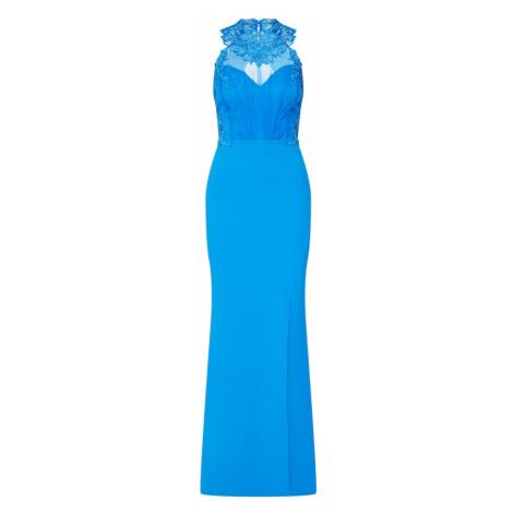 Lipsy Večerné šaty 'HERITAGE'  modrá