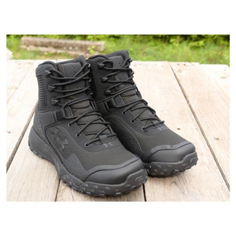 Dámske taktické topánky UNDER ARMOUR® Valsetz RTS 1.5 - Čierne