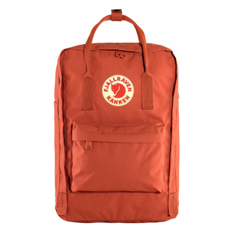 "Fjällräven Kånken Laptop 15"" Rowan Red-One size oranžové F27172-333-One size"