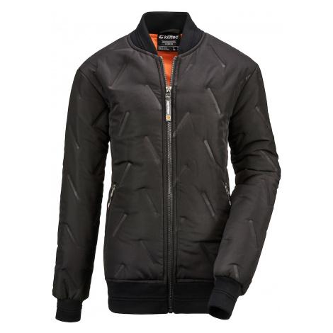 KILLTEC Outdoorová bunda 'Bantry'  čierna