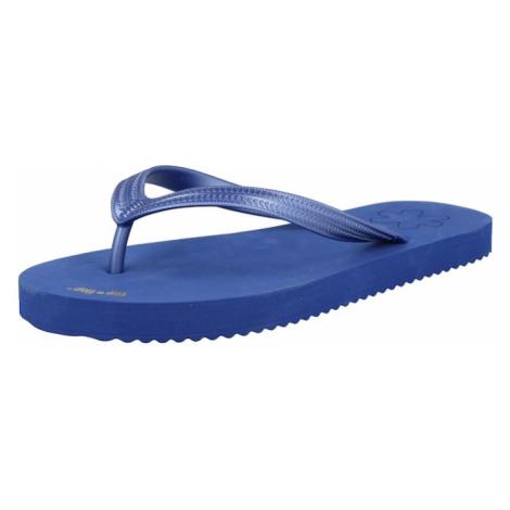 FLIP*FLOP Žabky  modrofialová