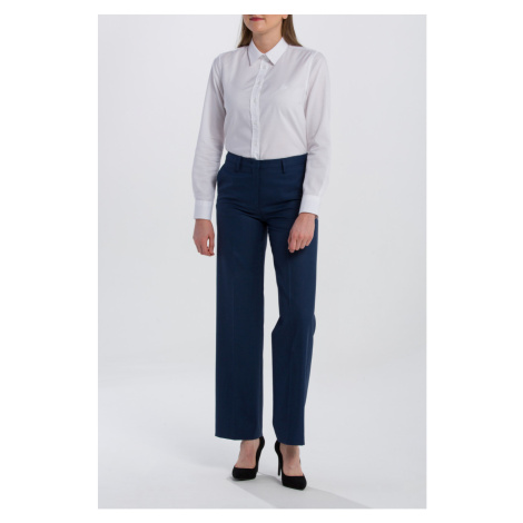 NOHAVICE GANT O2. STRETCH LINEN WIDE PANT