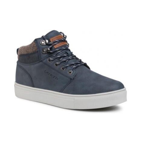 Šnurovacia obuv Lanetti MP07-91246-05 Imitácia kože/-Imitácia kože