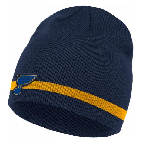 Zimná čiapka adidas Coach Beanie NHL St. Louis Blues