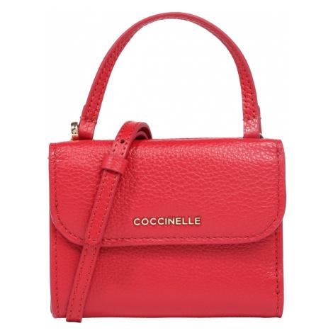 Coccinelle Listová kabelka 'MELIE'  červená