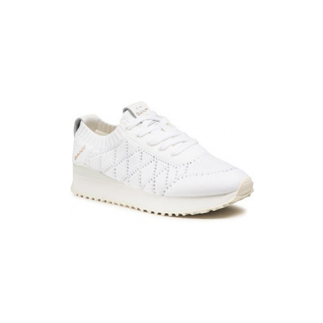 Gant Sneakersy Bevinda 22539595 Biela