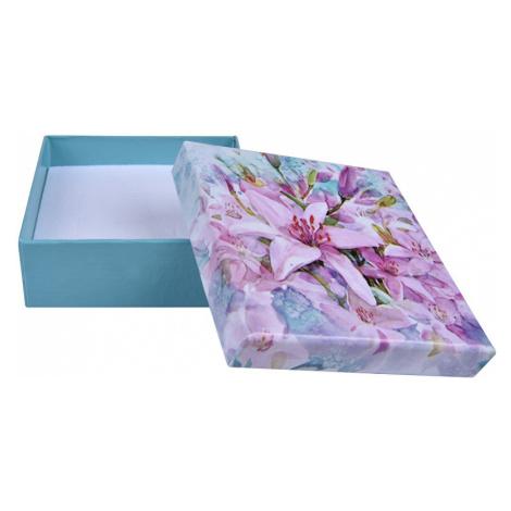 JK Box Darčeková krabička na súpravu šperkov LI-5 JKbox