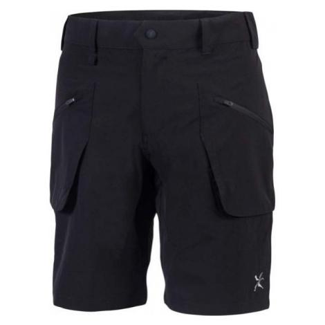 Klimatex BORGE čierna - Pánske šortky