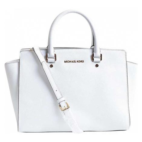 Michael Kors Selma Optic White-One size biele 30S3GLMS7L-OpticWhite-One size