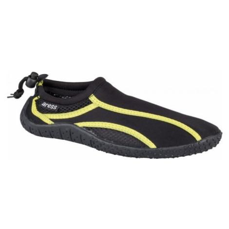 Aress BERN žltá - Pánska obuv do vody