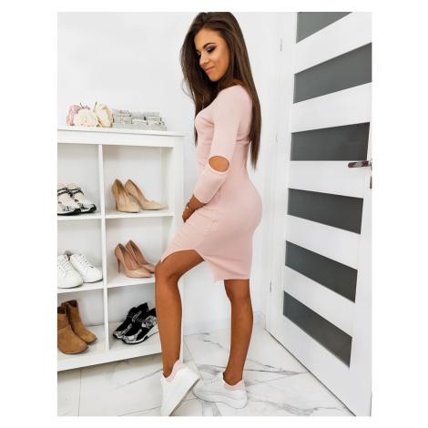 Pink dress LARA EY1119 DStreet