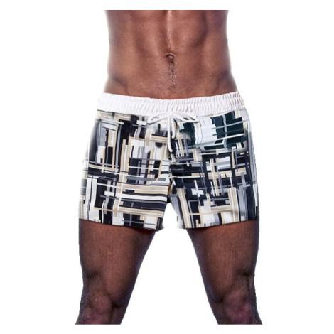 Alpha Male boxerkové plavky Hydro geo Alpha Male Undies